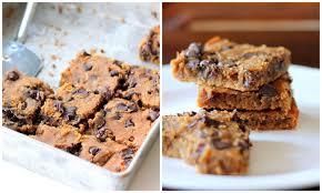 flourless chocolate chip chickpea blondies ambitious kitchen