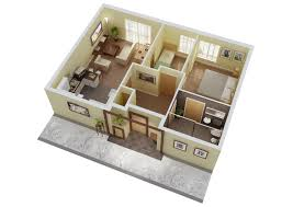house design with floor plan 3d stunning design 1 3d home drawings plans 3d floor plans house