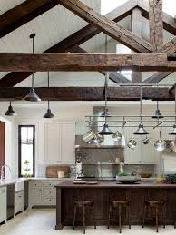 vaulted kitchen ceiling ideas vaulted skylight ceiling with whitewashed shiplap ceiling and