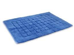 tappeti bagno gabel tappeto bagno jacquard gabel toujours misura 60x110 bluette