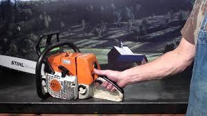 stihl 036 cad struck again outdoor power equipment forum