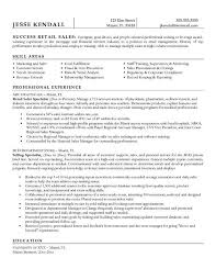 Customer Service Sales Resume Good Example Of A Resume Profile On A Resume Example For Summary