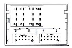 207 rd4 oem head unit amp wiring diagram