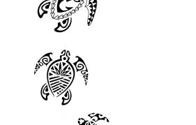 tribal sea turtle tattoo tattoo collections