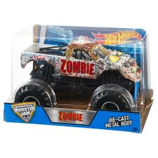 zombie monster truck videos wheels monster jam zombie vehicle walmart com