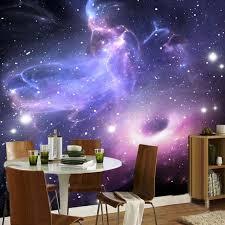 galaxy wall mural custom any size 3d wall mural wallpaper for bedroom walls modern