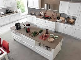 cuisine en l pas cher cuisine l il t se d tache astuces bricolage avec ilot central de
