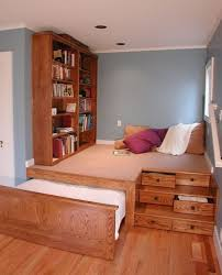 Raised Platform Bed Frame 15 Brilliant Home Improvement Ideas The In