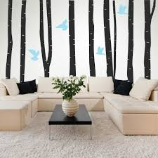 Wall Stickers Trees Forest Wall Stickers