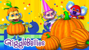 it u0027s halloween fun kids songs gigglebellies youtube