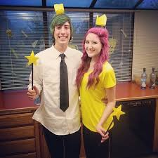 Halloween Costumes Ideas Couples 25 Cosmo Wanda Costume Ideas Cosmo