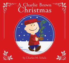 peanuts a brown christmas a brown christmas book by charles m schulz maggie