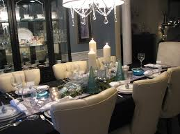Decorating Dining Room Table Shocking Holiday Table Decor Decorating Ideas Images In Dining
