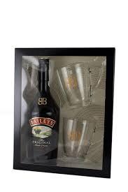baileys gift set baileys the original 2 glass gift set best buy liquors