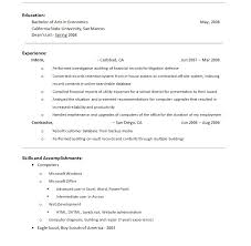 Example Resume Skills Section by Lovely Design Ideas Skills Section Of Resume Examples 15 Excellent