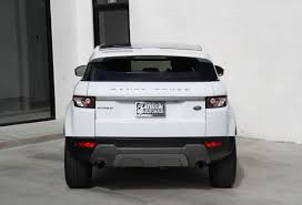 land rover range rover white 2014 land rover range rover evoque pure plus stock 5881 for sale