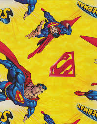 superman wrapping paper superman gift wrap retrospace