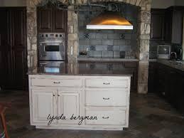 kitchen island country kitchen distressed black modern rustic