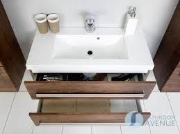 Bathroom Sink Vanity Units Uk - vanity unit antique wood with resin wash basin giuseppine