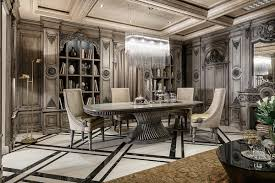 luxury interior homes neoclassical and deco features in two highly luxurious homes 13