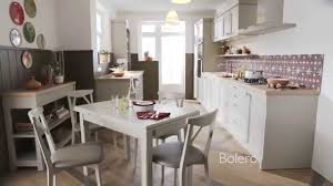 Implantation Cuisine En L by Bolero Youtube