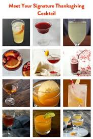 16 festive thanksgiving cocktails you ll truly be thankful for