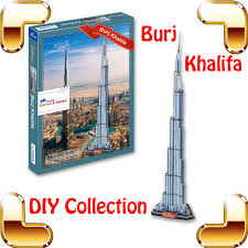 New Year Decoration In Dubai by Aliexpress Com Buy New Year Gift Dubai Burj Khalifa Tower Super