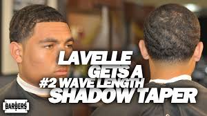 how to fade hair from one length to another how to shadow taper 2 on top wave length taper fade hair cut