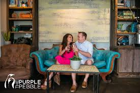 fort worth photographers brewed coffee shop engagement photo ideas fort worth the purple