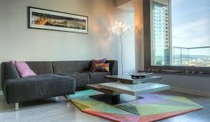 contemporary rug geometric pattern new zealand wool