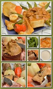 cuisine malienne mafé maafe