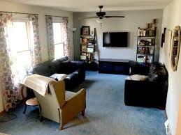 Carpet Ideas For Living Room Blue Carpet Living Room With Living Room Extr 12594 Asnierois Info