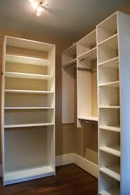 coat closet shelf depth
