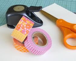 celebrate the things diy washi ribbons oh my handmade