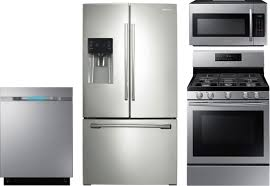 kitchen appliance bundle fridge stove bundle house appliances stainless steel refrigerator