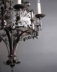 Chandelier Wall Sconce Lighting Glamour Gothic Chandelier With Unique And Antique Design