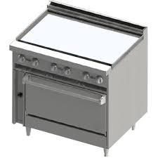 The Range Filing Cabinet Blodgett Br 36g Gas 36 Manual Range With Griddle Top And