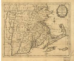 Maps Of Massachusetts by A New And Accurate Map Of The Colony Of Massachusets I E U2026 Flickr