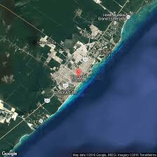 Playa Del Carmen Mexico Map by Vacationing In Playa Del Carmen Mexico Usa Today