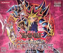 upper deck yu gi oh magician u0027s force 1st edition booster box 36