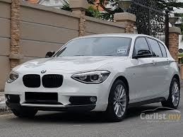 bmw 1 series 2014 search 12 bmw 1 series cars for sale in penang malaysia carlist my