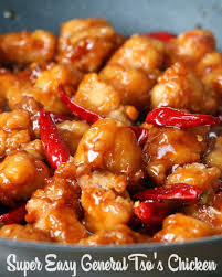 cuisine easy orens easy general tso s chicken save and your own