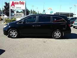 2011 honda odyssey value used 2011 honda odyssey exl burien autos only inc