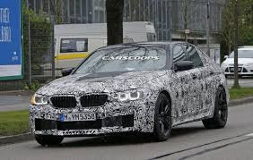 prototype drive 2018 bmw m5 2018 bmw m5 reveals more details will definitely come with