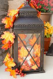 fall outdoor decorations 59 fall lanterns for outdoor and indoor décor digsdigs