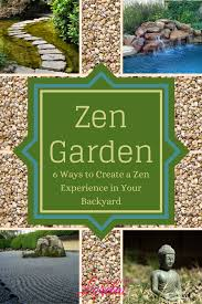 6 ways to create a zen experience in your backyard life with lorelai