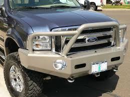 ford truck bumper steel bumper replacement