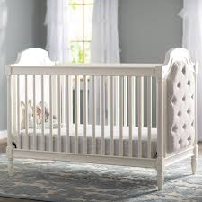 Cheap Convertible Crib Josie Upholstered 3 In 1 Convertible Crib Reviews