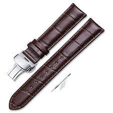 tissot bracelet leather images Tissot leather strap jpg