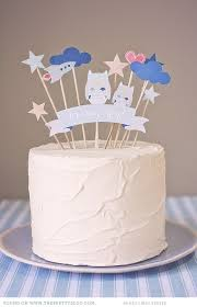 cakes decorating for baby shower party xyz